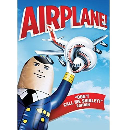 Airplane! (DVD) - image 1 of 1