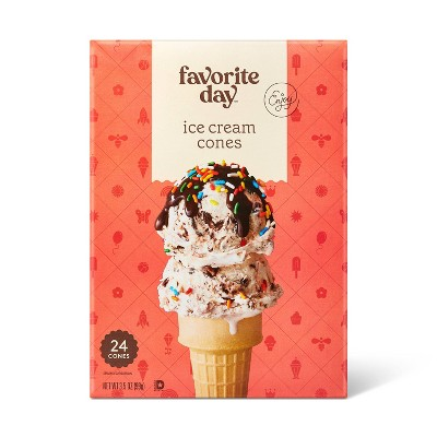 Ice Cream Cups - 24ct - Favorite Day™