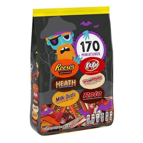 Hershey's Halloween Value Chocolate Mix - 50.18oz/170ct - image 1 of 4