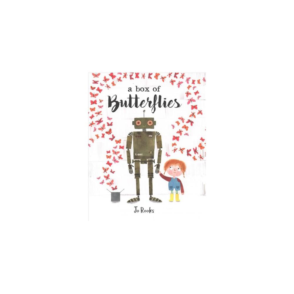 Box of Butterflies - 1 by Jo Rooks (Hardcover)