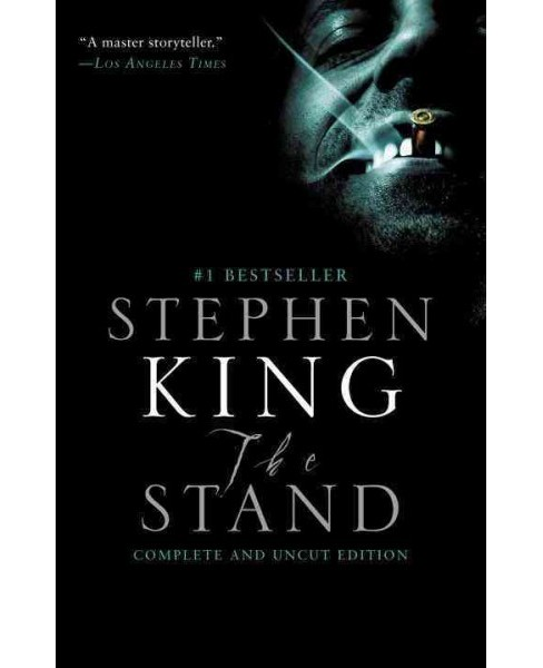 Stand -  Reprint by Stephen King (Paperback) - image 1 of 1