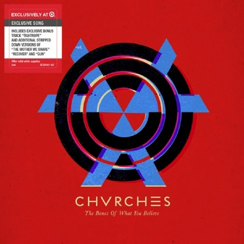 Chvrches - The Bones of What You Believe (Deluxe Edition) - Only at Target - image 1 of 1