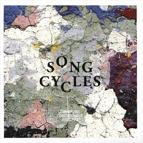 Various - Song cycles (CD) - image 1 of 1