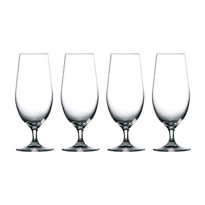 Marquis by Waterford 15.5oz 4pk Moments Beer Mugs