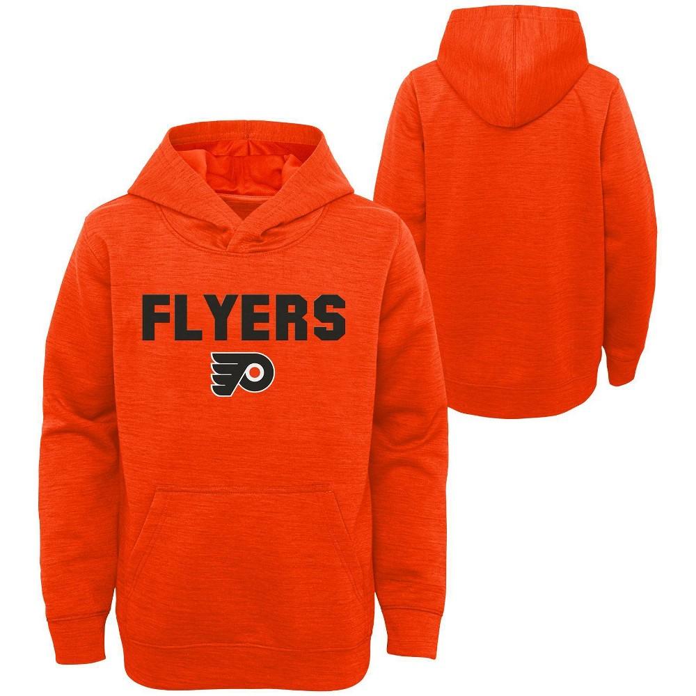 Nhl Philadelphia Flyers Boys 39 Goal Scorer Poly Hoodie Xs