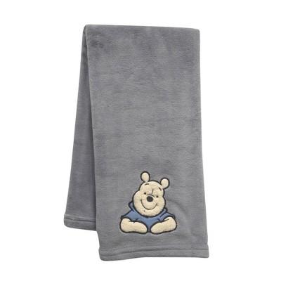 Lambs & Ivy Disney Baby Nursery Baby Blanket - Forever Pooh