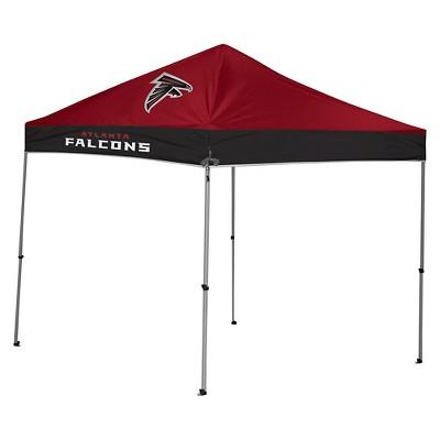 Rawlings NFL Atlanta Falcons® 9'x9' Straight Leg Canopy Tent