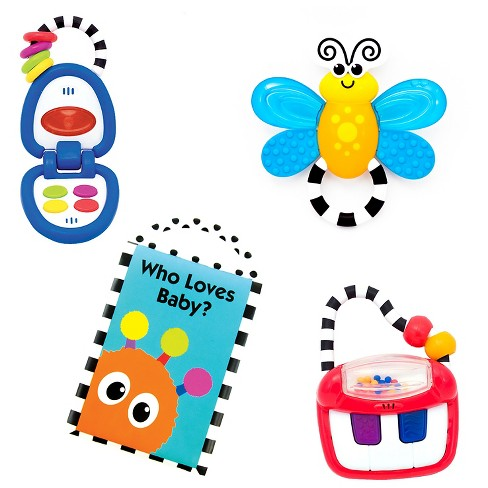 Sassy Baby Gift Set - Toys for 3+ Months - image 1 of 1