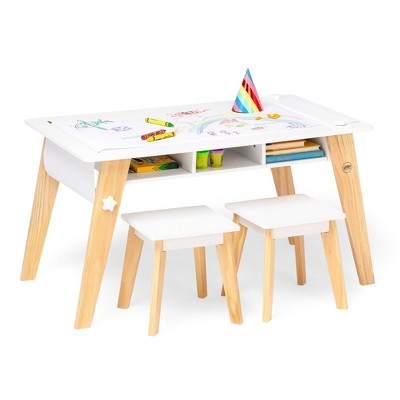 Arts and Crafts Table White - WildKin