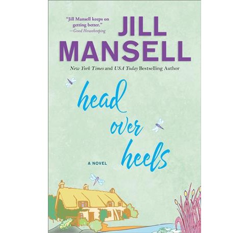 Head over Heels -  Reissue by Jill Mansell (Paperback) - image 1 of 1