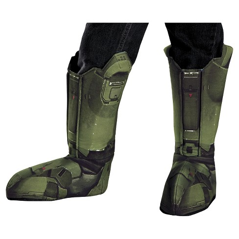 Master Chief Boot Covers Adult - image 1 of 1