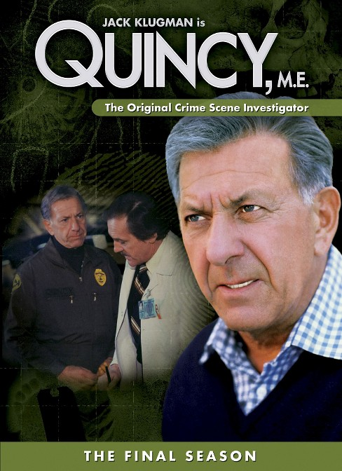 Quincy me:Final season (DVD) - image 1 of 1