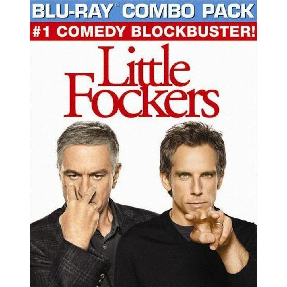 Little Fockers (2 Discs) (Blu-Ray/Dvd) (Blu-ray) Little Fockers (2 Discs) (Blu-Ray/Dvd) (Blu-ray)