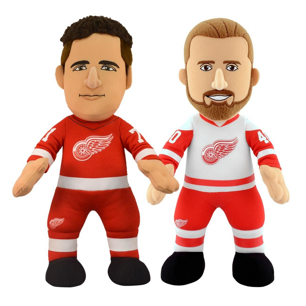 NHL Detroit Red Wings Dynamic Duo Zetterberg and Howard