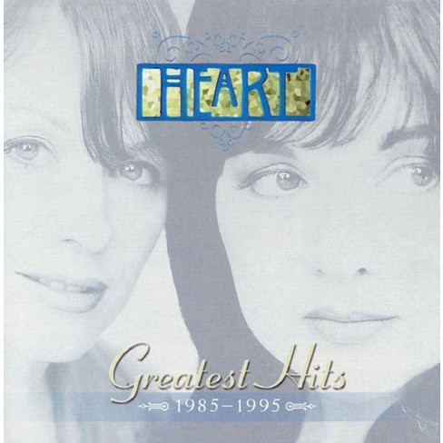 Heart - Greatest Hits 1985 -1995 (CD) - image 1 of 1
