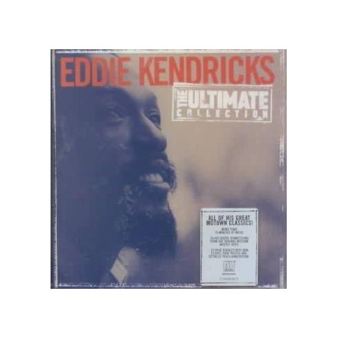 Eddie Kendricks - Ultimate Collection (CD) - image 1 of 3