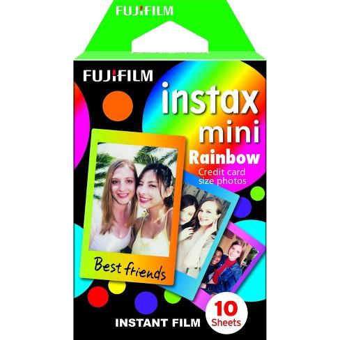 Fujifilm Instax Mini Rainbow Film - image 1 of 3