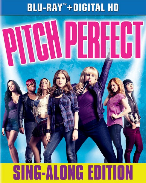 Pitch Perfect (Includes Digital Copy) (UltraViolet) (With Pitch Perfect 2 Movie Cash) (Blu-ray) - image 1 of 1
