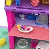 Polly Pocket Pollyville Polly's Pocket House - image 4 of 4