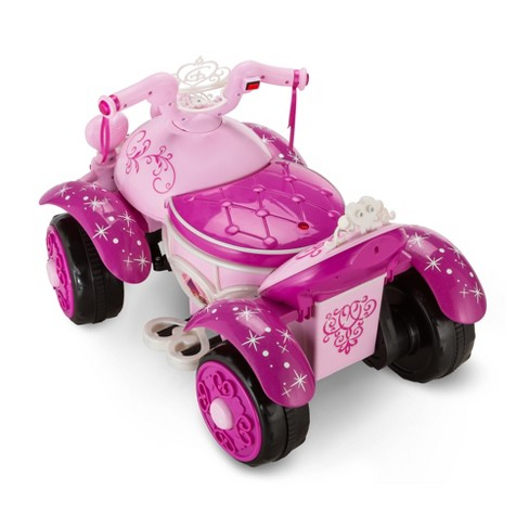 Kid Trax Disney Princess 6v Quad Ride On Target