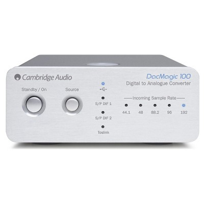 Cambridge Audio DacMagic 100 Digital-to-Analogue Converter