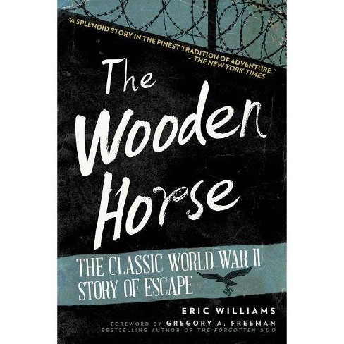 The Wooden Horse By Eric Williams Paperback