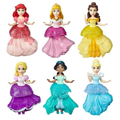 Disney Princess Rainbow Collection 6pk Target