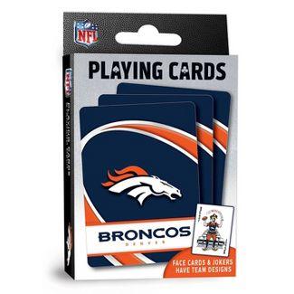 NFL Denver Broncos Playing Cards