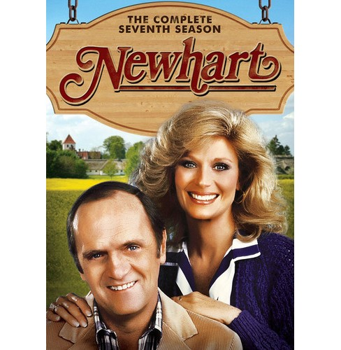 Newhart:Complete Seventh Season (DVD) - image 1 of 1