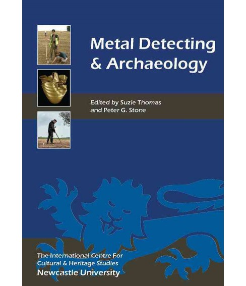 Metal Detecting and Archaeology (Vol 2) (Paperback) - image 1 of 1