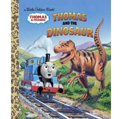 Thomas and the Dinosaur (Hardcover) - image 1 of 1