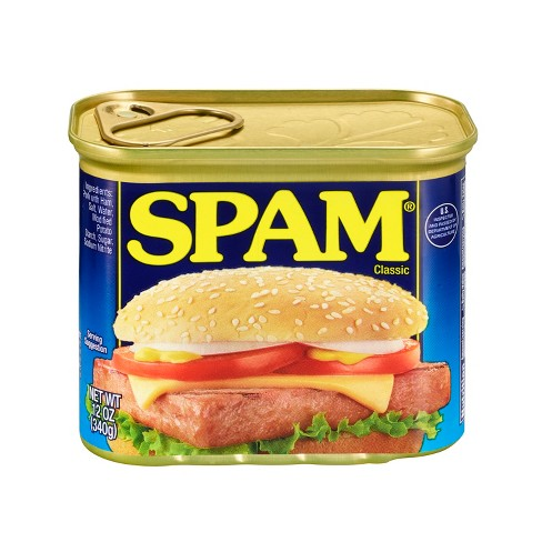 Spam Original Lunch Meat 12 oz - image 1 of 1