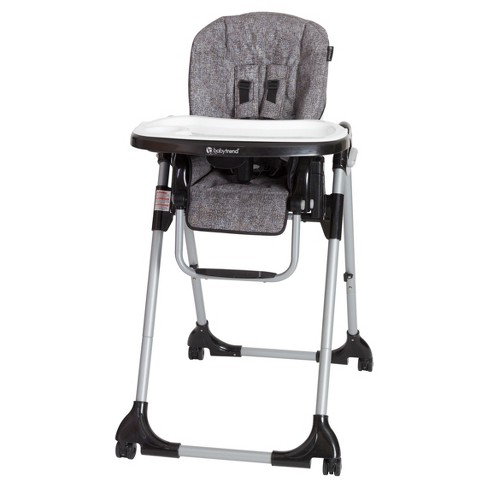 Baby Trend A La Mode Snap Gear 5-in-1 High Chair - Java - image 1 of 4