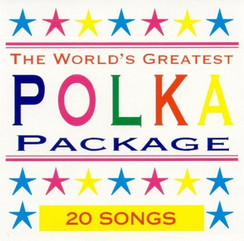 Various - Worlds Greatest Polka Pack 2 (CD) - image 1 of 2