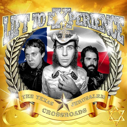 Lift To Experience - Texas:Jerusalem Crossroads (CD) - image 1 of 1