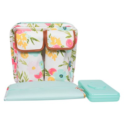 Floral Diaper Day Pack - Cloud Island™