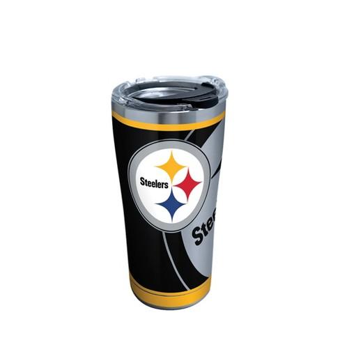 NFL Pittsburgh Steelers 20oz Rush Tumbler - image 1 of 1