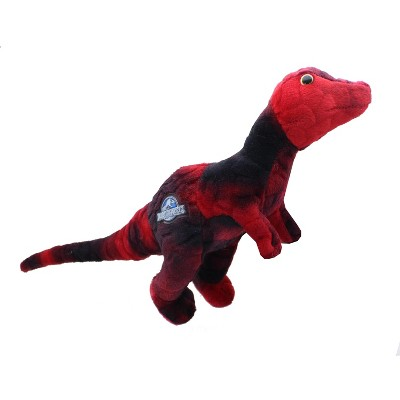 Johnny's Toys Jurassic World 7 Inch Stuffed Character Plush | Red T-Rex