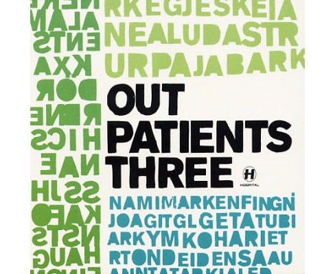 Various - Out Patients 3 (CD) - image 1 of 1
