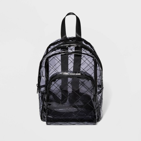 c2d96b25de9 Quilted Backpack - Wild Fable™ Black   Target
