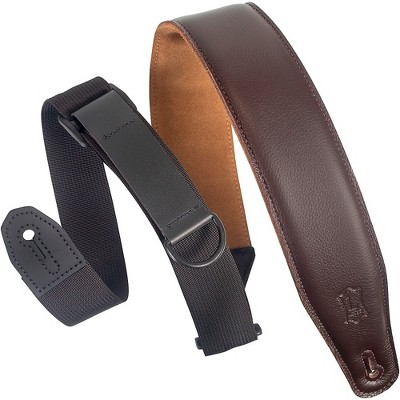Levy's MRHGS 2 1/2 inch Wide Ergonomic RipChord Guitar Strap