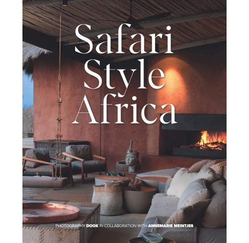 Safari Style Africa -  by Laurian  Brown (Hardcover) - image 1 of 1