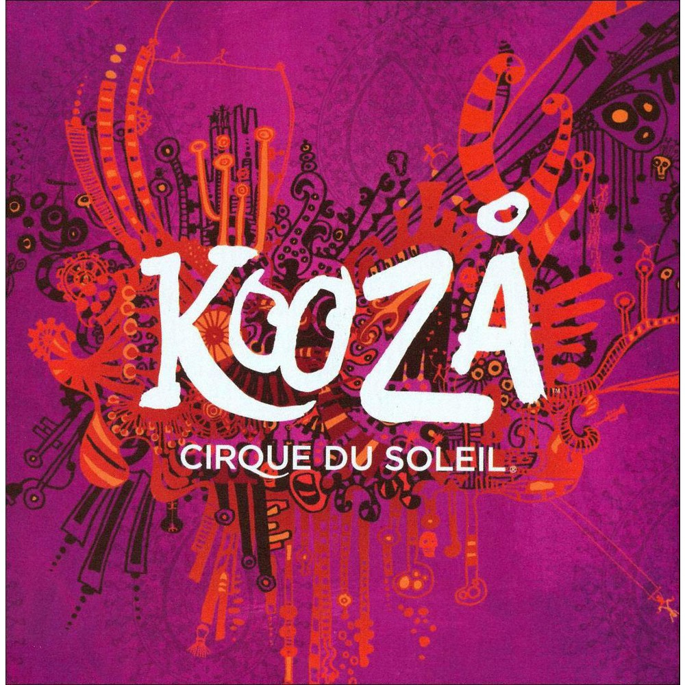 Cirque Du Soleil - Kooza (Ost) (CD)