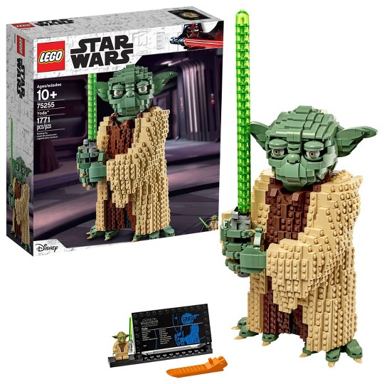 LEGO Star Wars Yoda 75255 image number null