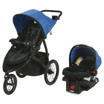 Graco® Roadmaster Jogger Travel System - Blakley