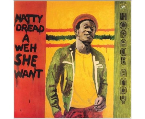 Horace Andy - Natty Dread A Weh She Went (CD) - image 1 of 1