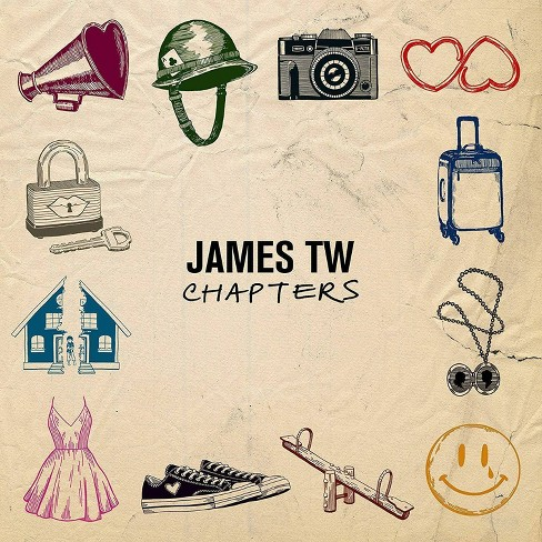 James TW - Chapters (CD) - image 1 of 1