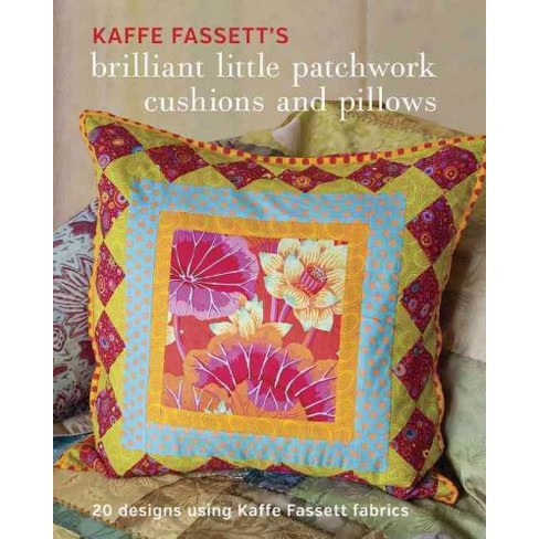 Kaffe Fassetts Brilliant Little Patchwork Cushions And Pillows 20