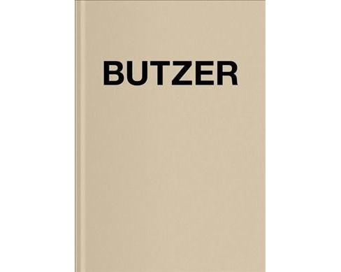 Butzer -  (Hardcover) - image 1 of 1