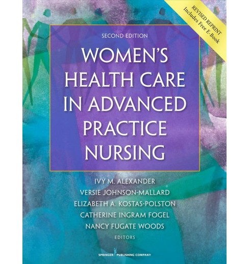 Women's Health Care in Advanced Practice Nursing (Paperback) - image 1 of 1
